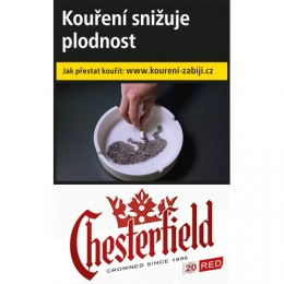 Chesterfield Red (Crown) KS
