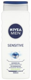 Nivea Men Sensitive sprchový gel
