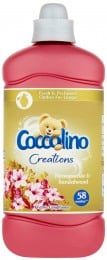 Coccolino Creations Honeysuckle & Sandalwood aviváž (1,45l)