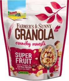 Bonavita Granola Super Fruit