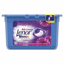 Lenor Flower Bouquet tablety na praní 14ks