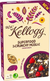 Kellogg's Superfood Crunchy müsli
