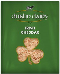Dublin Dairy Cheddar red strouhaný