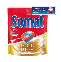Somat Gold tablety do myčky 10ks