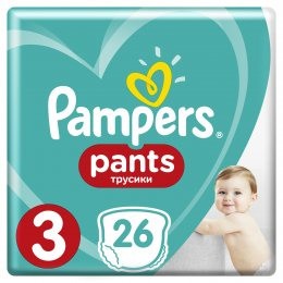 Pampers Pants (velikost 3)