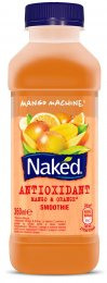 Naked Mango machine smoothie