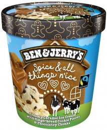 Ben & Jerry's Spice & All Things Nice