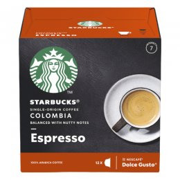 Starbucks by Nescafé Dolce Gusto Single-Origin Colombia - kávové kapsle