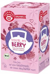 Teekanne Organics BIO You're my berry