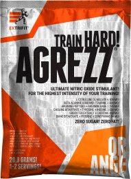 Extrifit Train hard! Agrezz® pomeranč